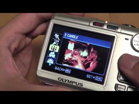 Olympus FE-270 7.1MP Camera Review: