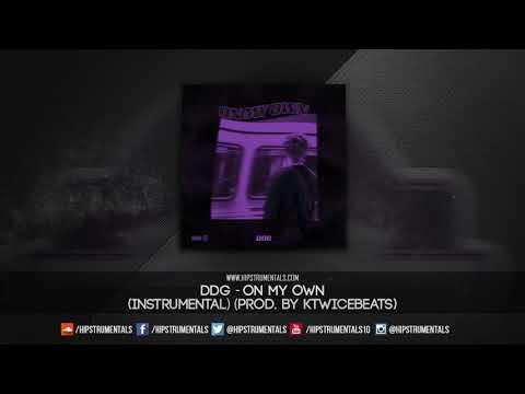 DDG - On My Own [Instrumental] (Prod. By KtwiceBeats) + DL via @Hipstrumentals