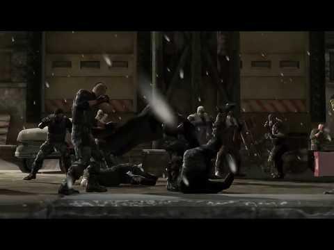 Gamescom 2013 Trailers - Batman Arkham Origins Firefly Movie Cinematics Trailer 【Full HD】