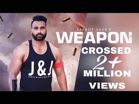 Weapon    Sarbjit Saab    Full Video    Latest Punjabi Songs 2018    Taj Records