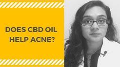CBD Oil for Acne (CBD Oil for Skin)