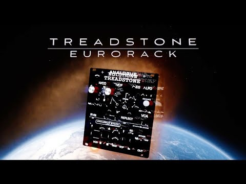 Treadstone Eurorack Module Teaser - whole analogue synth voice