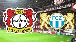 Bayer 04 Leverkusen gegen FC Zürich [Saison 2018/2019] | Impressionen