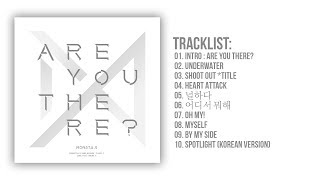 Please, feel free to buy their songs/album first or stream mv/songs on any other platform before listening it here 몬스타엑스 – are you there?...