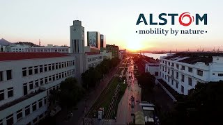 Alstom Uses Ansys Simulation Solutions to Face the Challenges of Sustainable Mobility