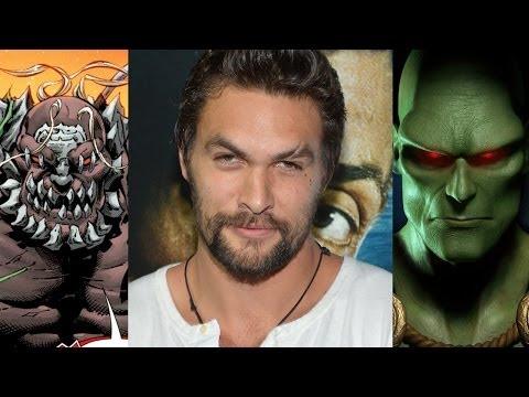 Jason Momoa In Talks For Batman vs. Superman