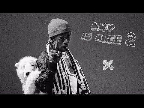 Lil uzi vert -LUV Is Rage 2  (album)