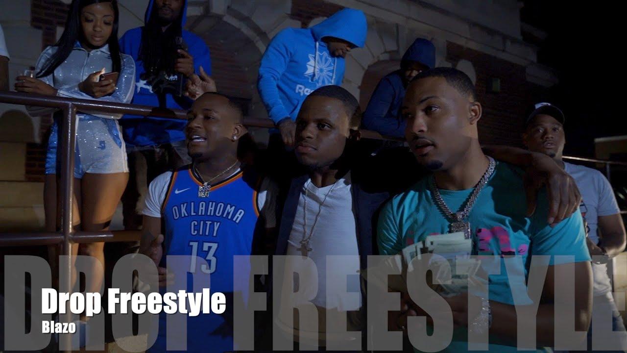 Blazo - Drop Freestyle (Timbaland) (Dir. by @PassportTrace)