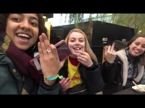 NOS VAMOS PA' LONDON VLOG || PRICONOCIMEJIS