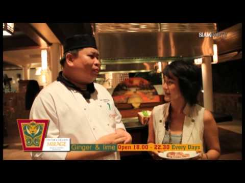 Ginger & Lime 's Daily Dinner Buffet @ Centara Grand Mirage Pattaya (by Siam Testy)#2