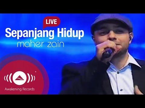 Maher Zain - Sepanjang Hidup   Simfoni Cinta (Live)