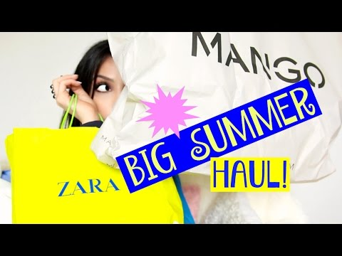 BIG SUMMER HAUL ! ✺