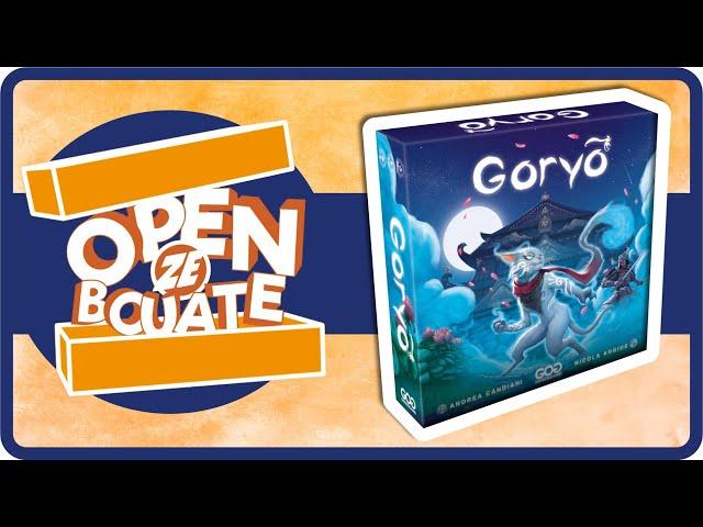 Goryo - OZB