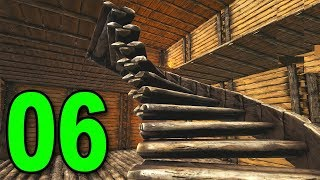 ARK: Survival Evolved - Part 6 - TWO STORY WOOD HOUSE