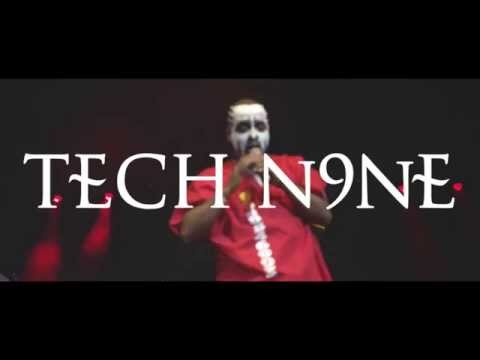 Tech N9ne - Live in Kansas City, MO - 6/28/2014