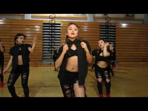 CHINO HILLS HIGH SCHOOL DANCE TEAM