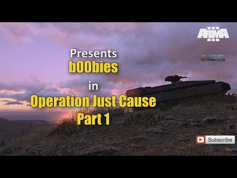Tactical Tuesday - Operation Just Cause - Part 1