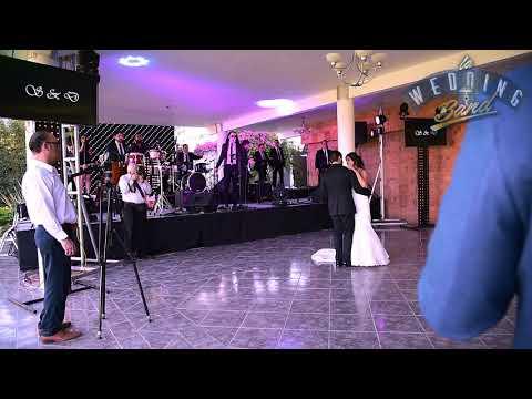 La Pasión (Sarah Brightman, Fernando Lima)  Live Cover - La Wedding Band