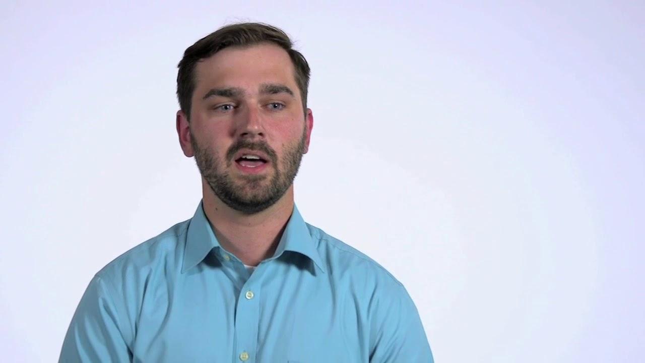 Meet Nick Lynn Pa C At Jones Regional Medical Center Youtube