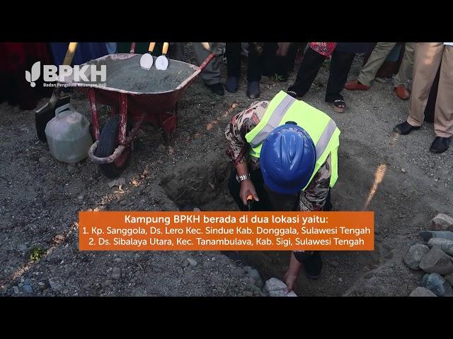 Kampung BPKH bersama Mitra Kemaslahatan DT Peduli dan Rumah Zakat