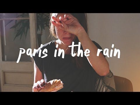 Lauv - Paris in the Rain (Lyric Video)