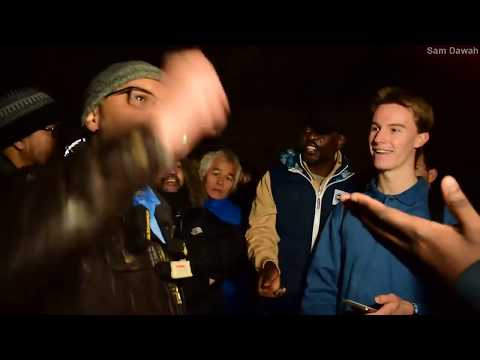 P2 Commanded by Who!? Hashim Vs Christian | Speakers Corner | Hyde Park