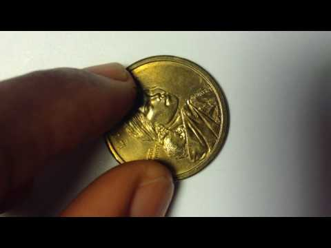 One Dollar  Sachgawea  Coin No Date