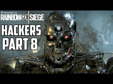 Rainbow Six: Siege Hackers Caught Part 8 w/ Macie_Jay - Spicy.Tom & LEL Cheaters