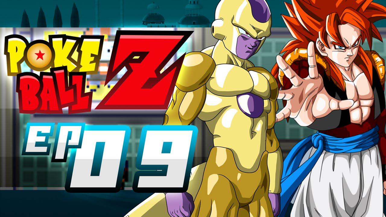 Golden Frieza Ss4 Gogeta Insane Transformation Pokeball Z Dragon Ball Z Team Training Episode 9