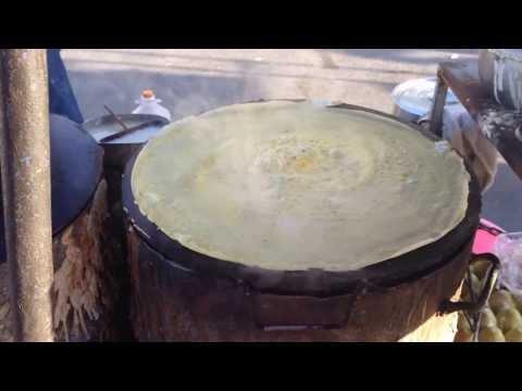 石家庄的煎饼果子