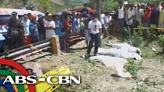 Kin of fatalities in Cebu road tragedy weep