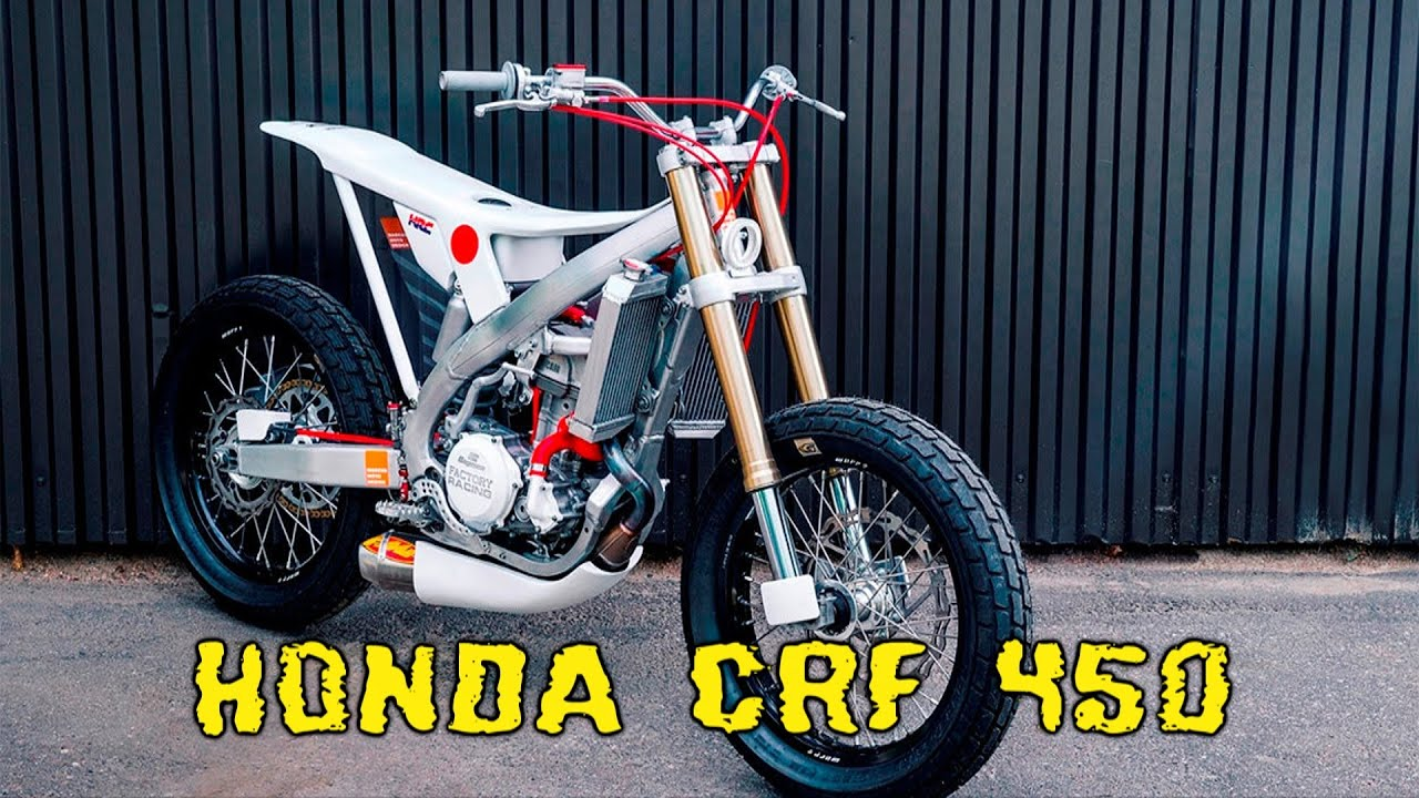 Honda Crf450 Tracker