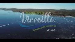 Juhannuskaupunki Virrat - Meillä on pinnan alla jatkuva juhannus!