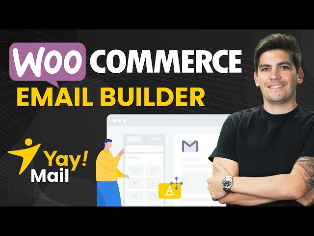 NEW! WooCommerce Email Customizer With A DRAG and DROP Builder! (MUST SEE)
