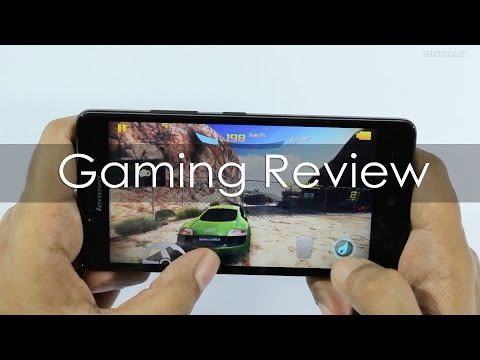 Lenovo A6000 Budget Android Smartphone Gaming Review