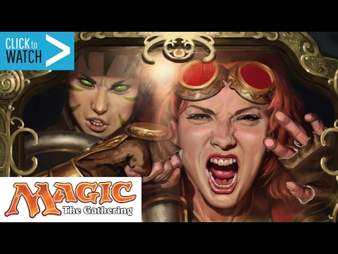 Magic The Gathering Bedtime Lore - CHANDRA PART 2