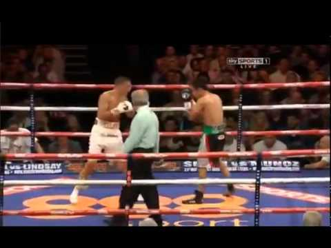 Lee Selby vs Romulo Koasicha Full fight 17 05 2014