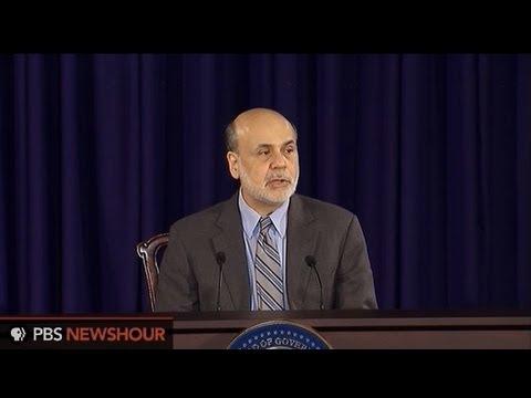 Bernanke: Fed to delay bond tapering