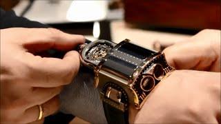 DeWitt WX-1 Concept Tourbillon Watch