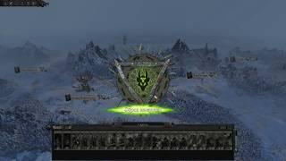Total War Warhammer 2 54 - Объединение темных За Скавенов