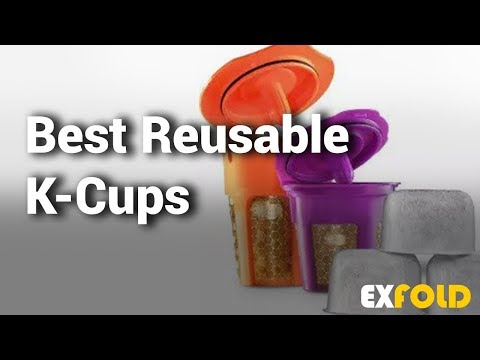10 Best Reusable K Cups with Review & Details - Which is the Best 10 Best Reusable K-Cup? - 2019