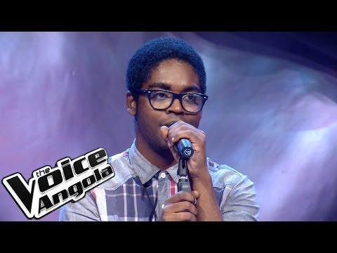 "Cyrius - ""Ndilokewa"" / The Voice Angola 2015: Audição Cega"