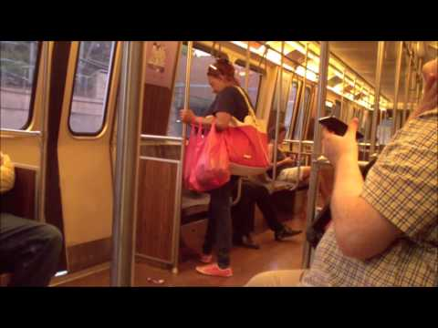 MBTA: Boston T: Orange Line: Back Bay - Forest Hills