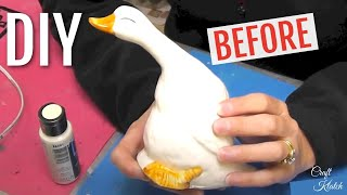 Quick And Easy Thrift Store Redo Diy Craft Klatch