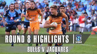 ROUND 8 HIGHLIGHTS: Bulls v Jaguares – 2019