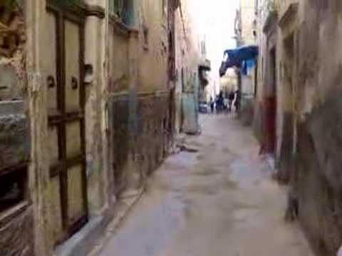Walking in Tripoli - Libya