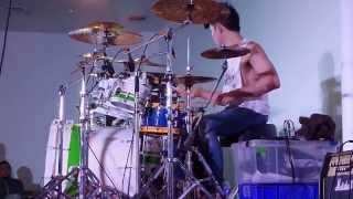 Big B Little B - Dave Weckl - Drum Cover By Jung Drum