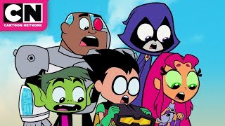 Teen Titans GO! | Teaming Up With Shazam | Cartoon Network