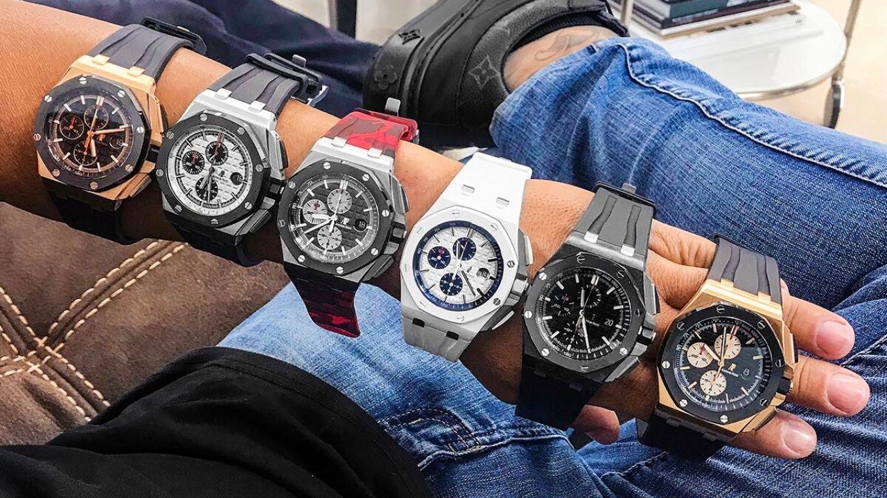 Watch Winding 101 Setting The Date Time On An Audemars Piguet