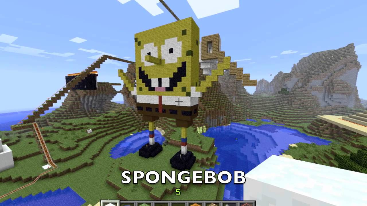 made this on minecraft - photo #5